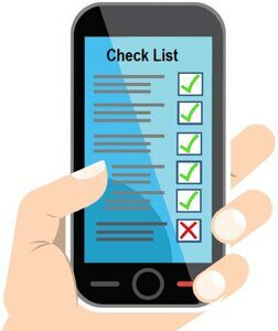 Check-List in mobile-2-ENG